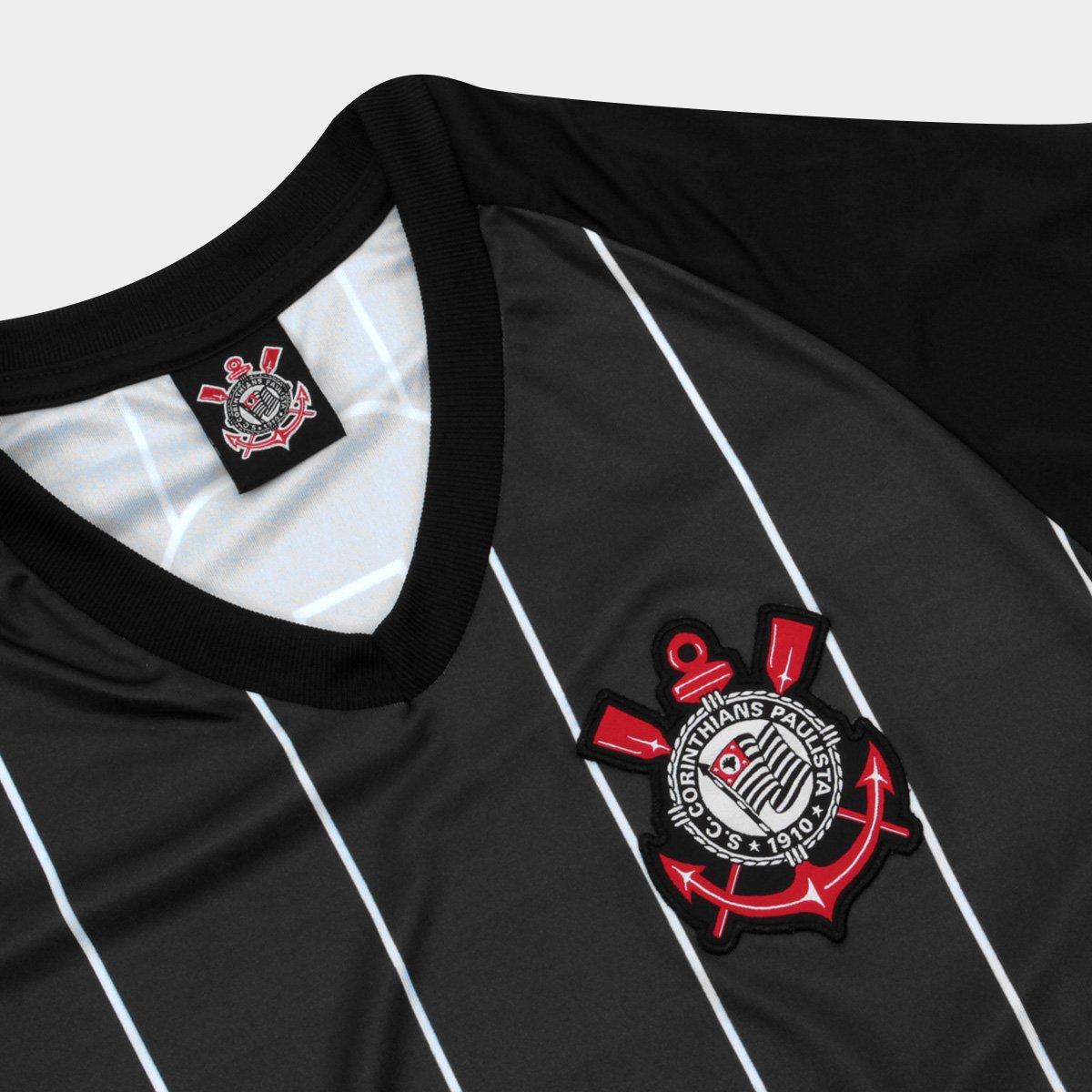 dfe9546a77 Camisa Corinthians Fenomenal Edição Especial Nº 9 Feminina - Compre ...