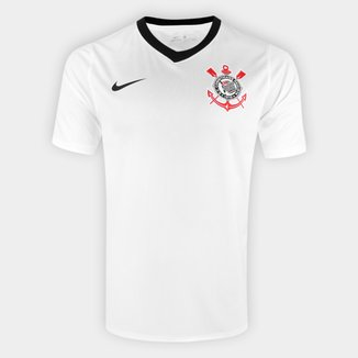Camisa Corinthians I 20/21 s/n° Estádio Nike Masculina