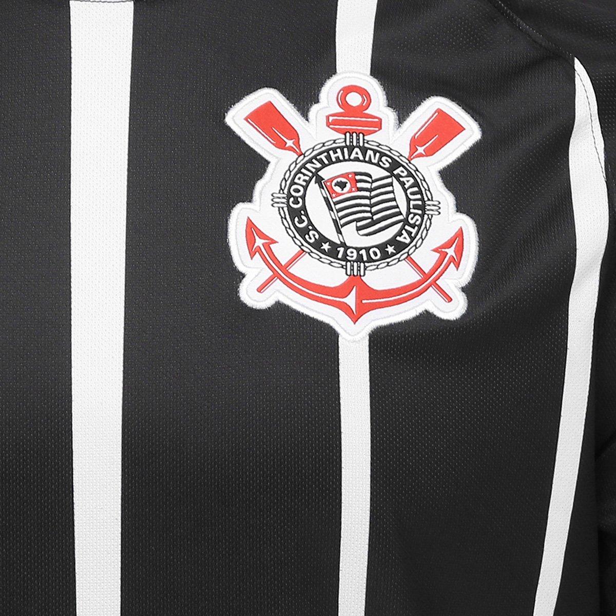6a48fc8e97 Camisa Corinthians II 17 18 s nº Torcedor Nike Masculina - Compre ...