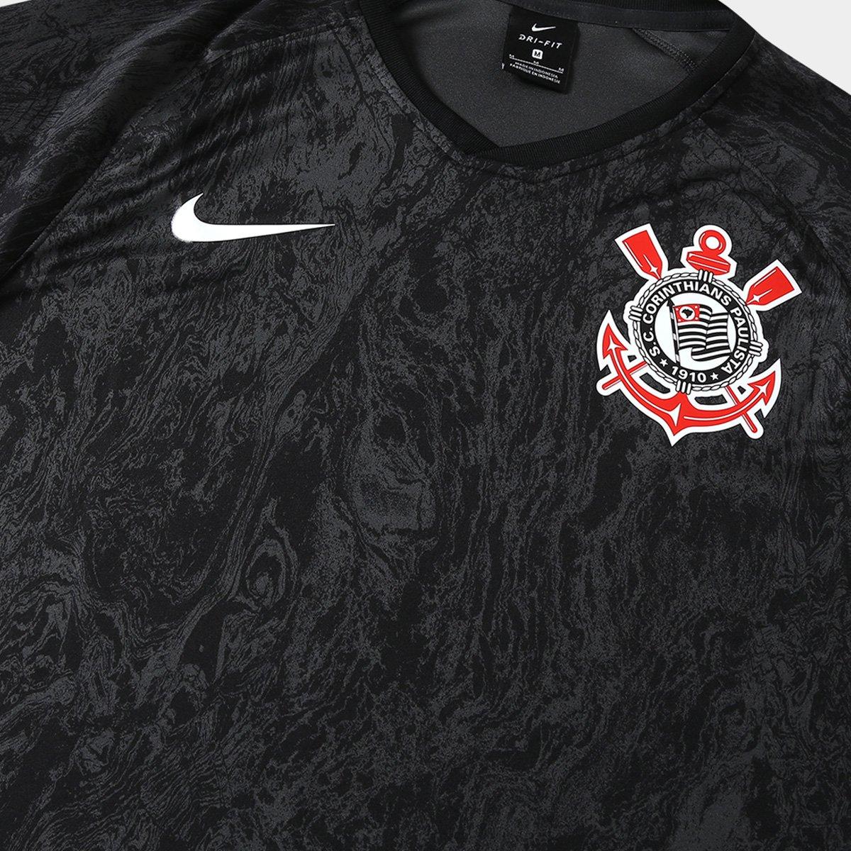 Camisa Corinthians II 2018 s n° - Torcedor Estádio Nike Masculina ... 67be8025be44b