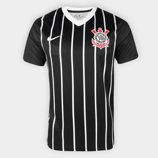 Camisa Corinthians II 20/21 s/n° Estádio Nike Masculina