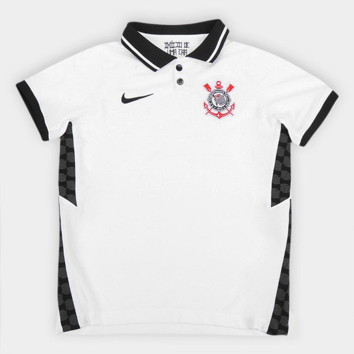 Fantasía Reproducir Cava  Camisa Corinthians Infantil I 20/21 s/n° Torcedor Nike - nike air match  mens shoe   Sergioabranches