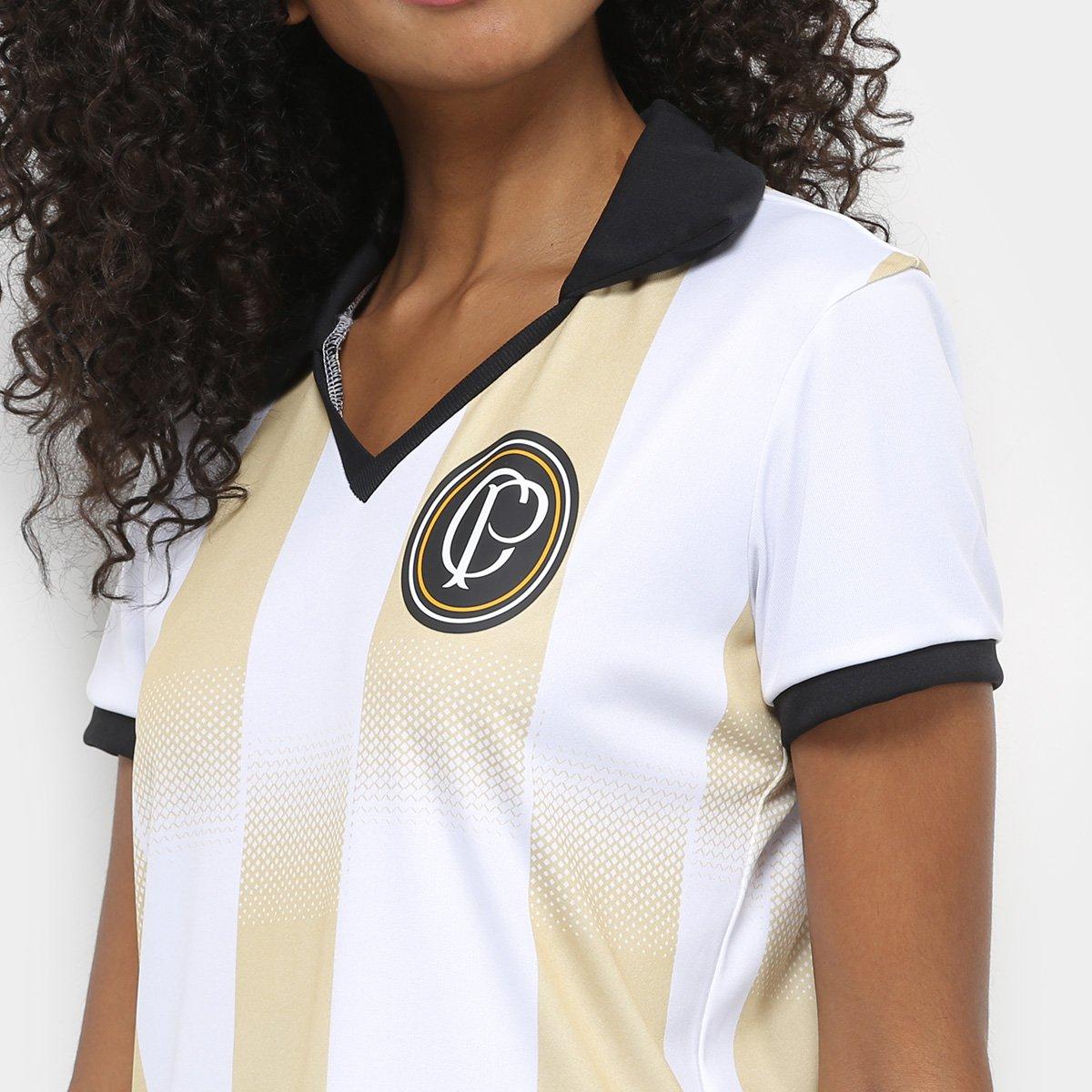 Camisa Corinthians n° 9 Centenário - Edição Limitada Feminina ... e97f212510da2