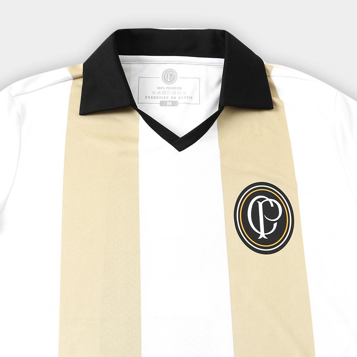 c10ba93c67 Camisa Corinthians n° 9 Centenário - Edição Limitada Masculina ...