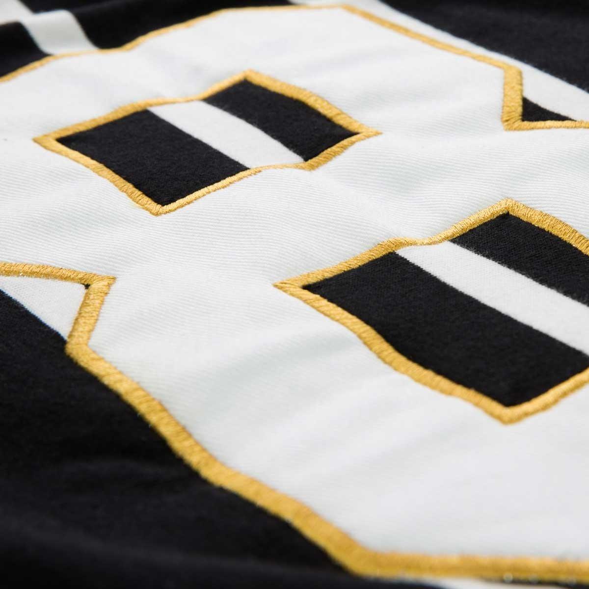 Camisa Corinthians Retrô Gol Basílio Torcedor Masculina - Preto e ... 8d84b8ee7672d