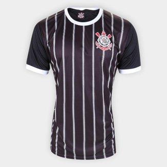 Camisa Corinthians Retrô Vintage Anos 80 Oficial