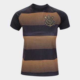 Camisa Corinthians Silverstone Edição Limitada Feminina