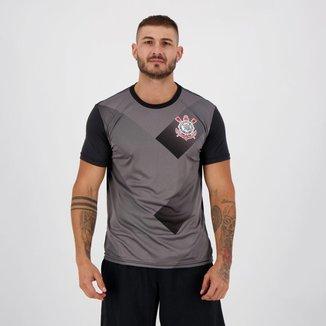 Camisa Corinthians Thunder Preta