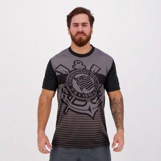 Camisa Corinthians Tridimensional Masculina