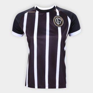 Camisa Corinthians Vintage Collection Feminina