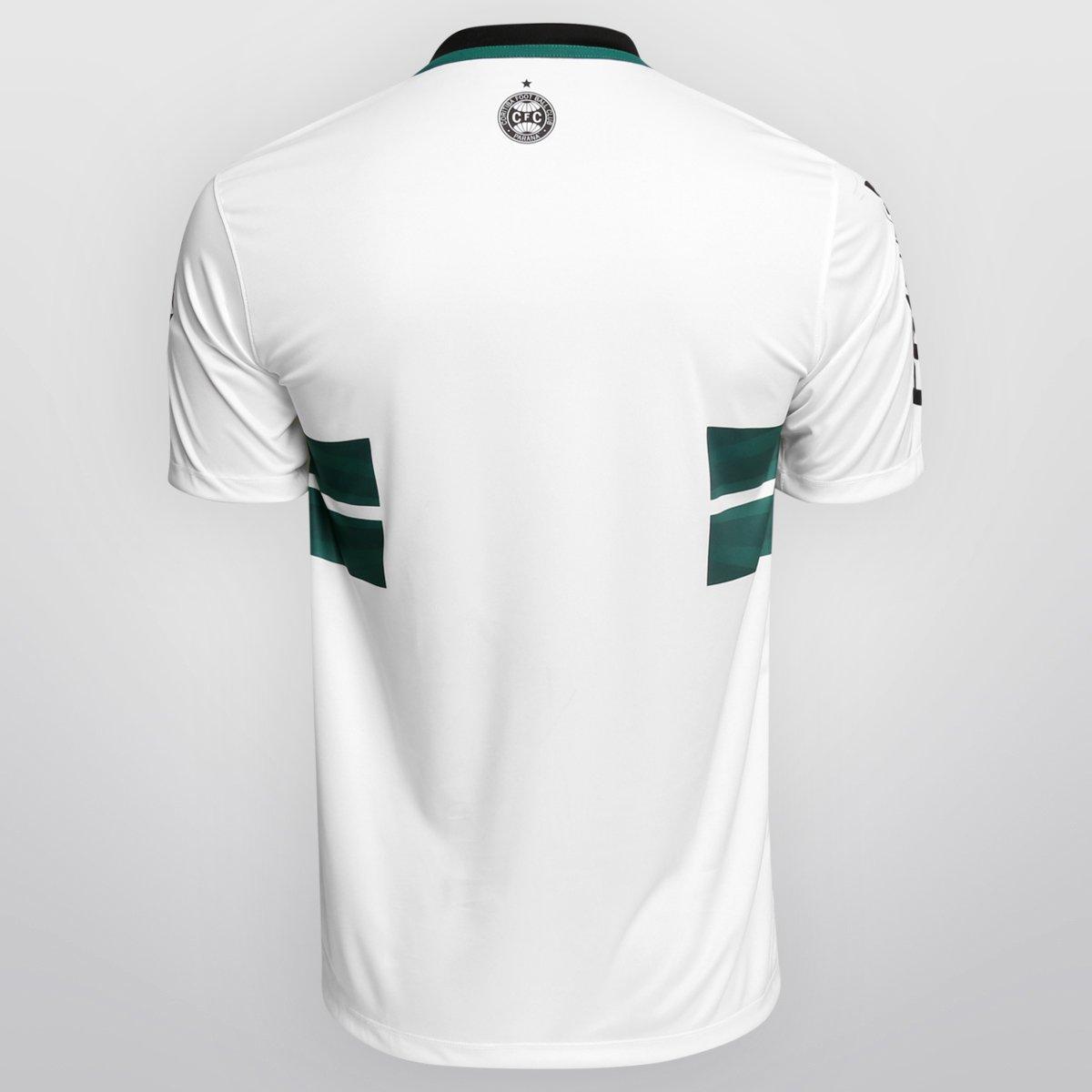 Camisa Coritiba I 2015 s nº Torcedor Nike Masculina - Compre Agora ... e2aeddad0c3e2