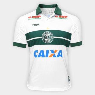 Camisa Coritiba I 2018 s/n° C/Patrocínio - Jogador 1909 Masculina
