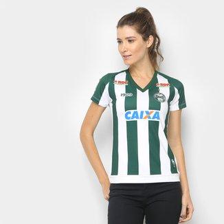 Camisa Coritiba II 2018 s/n° C/Patrocínio - Jogador 1909 Feminina