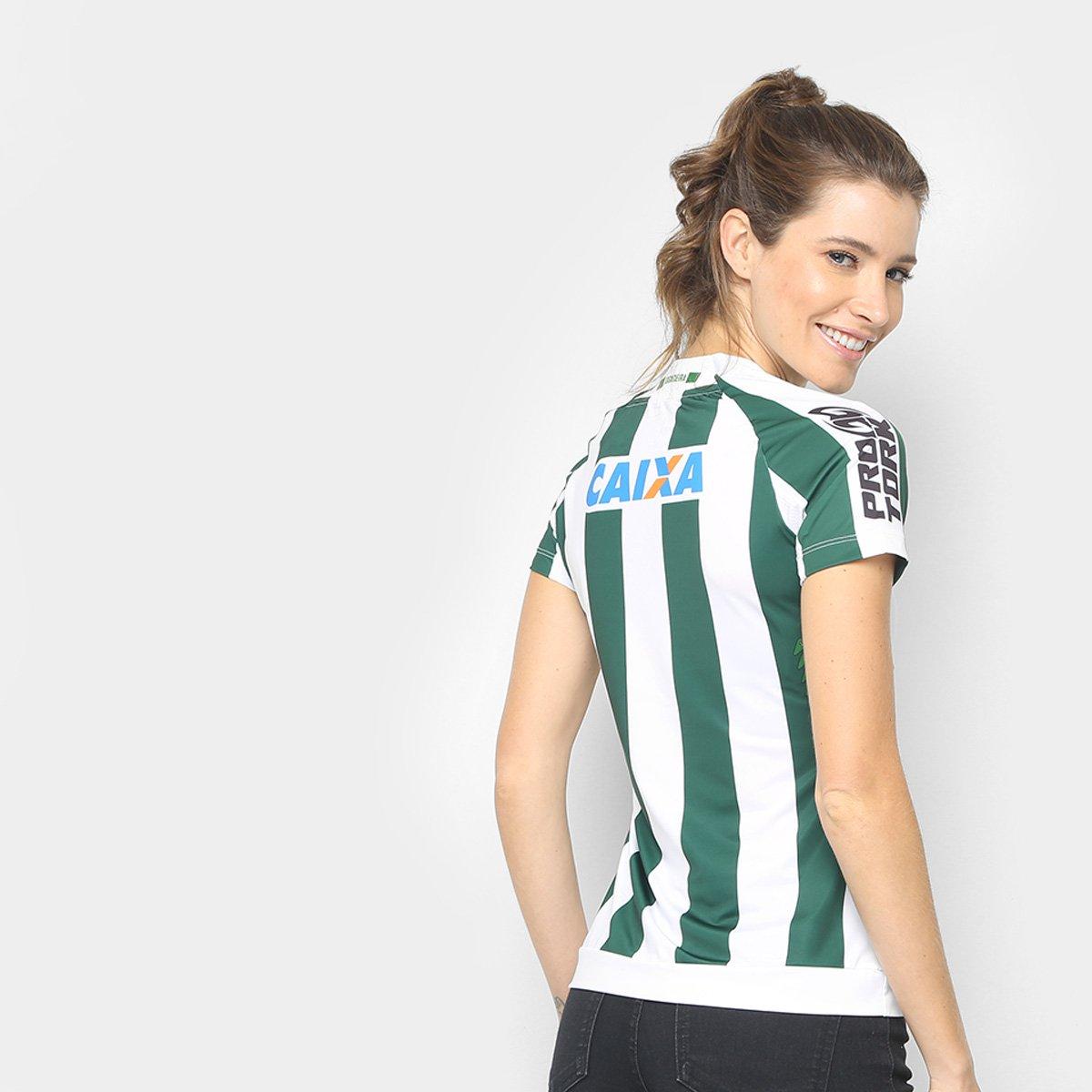 ... Camisa Coritiba II 2018 s n° C Patrocínio - Jogador 1909 Feminina ... 187718118e71d