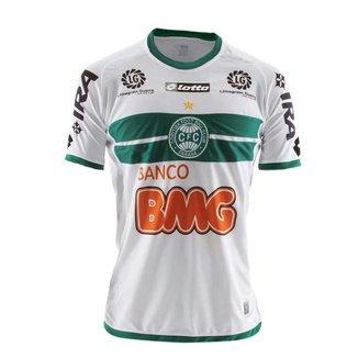 Camisa Coritiba Jogo I Lotto 2011 Feminina