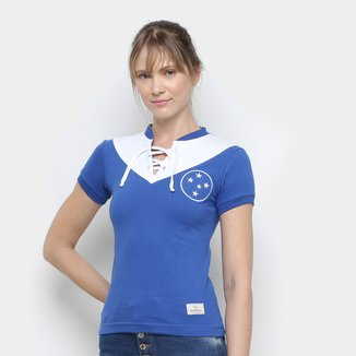 Camisa Cruzeiro 1943 Retrô Mania Feminina