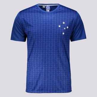 Camisa Cruzeiro Forth Infantil Azul