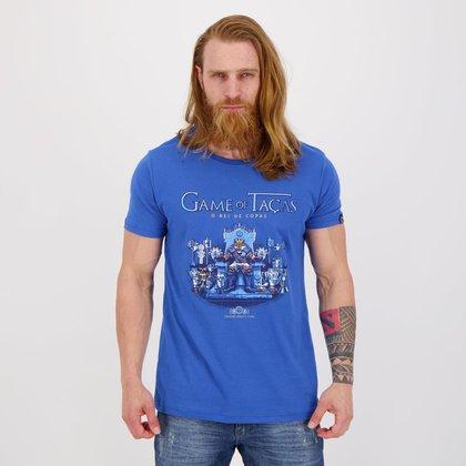 Camisa Cruzeiro Game Of Taças Azul