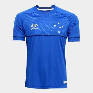 Camisa Cruzeiro I 18/19 s/n° - Torcedor Umbro Masculina