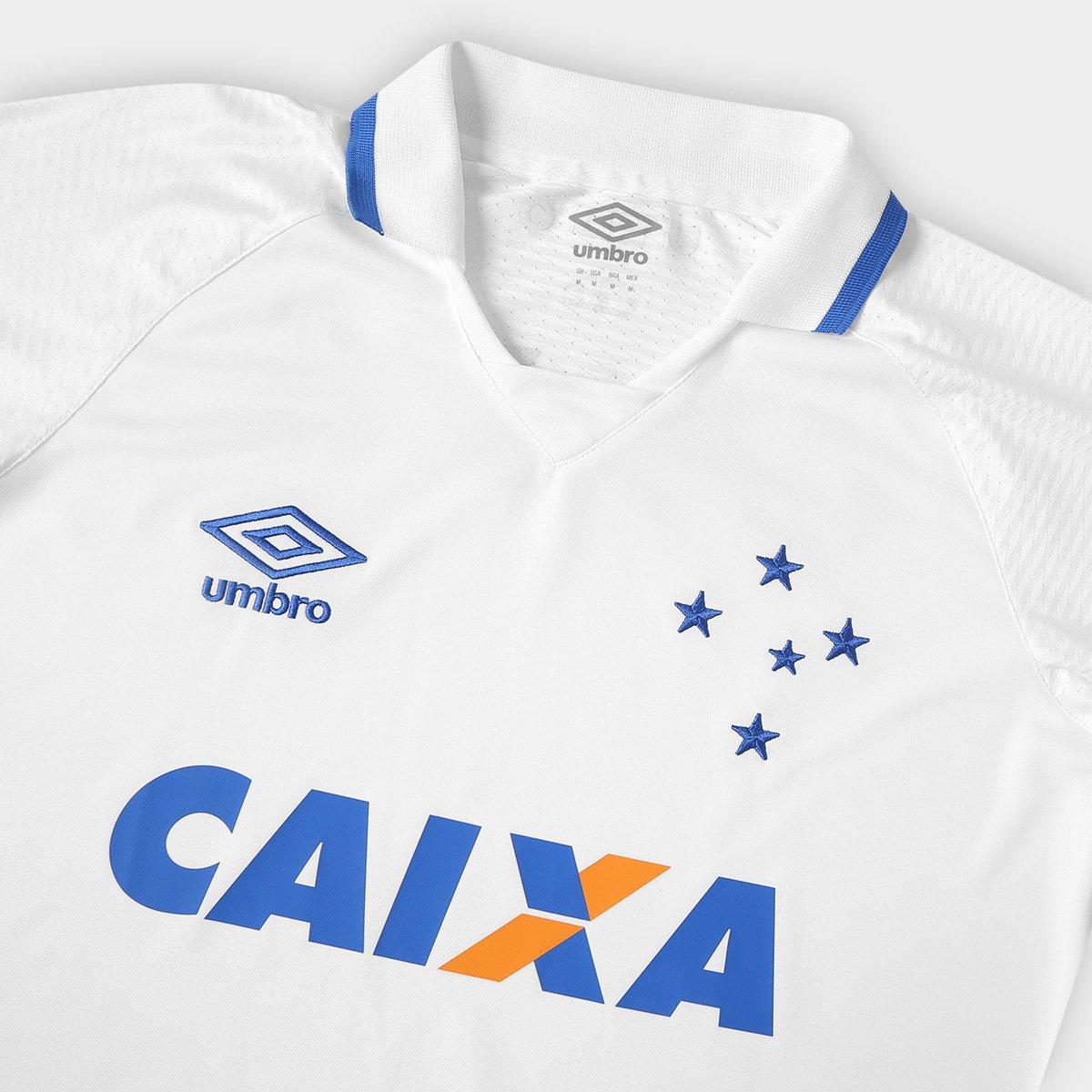 bc782d78cf Camisa Cruzeiro II 17 18 N° 18 Rafinha Torcedor Umbro Masculina ...