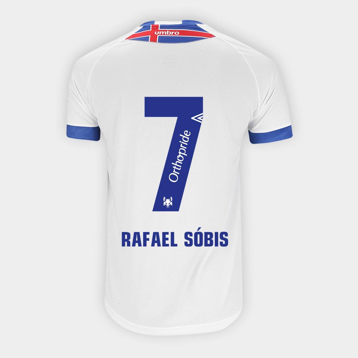 Camisa Cruzeiro II 2018 N° 7 Rafael Sóbis - Torcedor Umbro Masculina -  Compre Agora  cd282868034a4