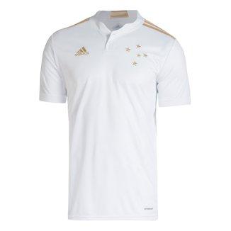 Camisa Cruzeiro II 21/22 s/n° Torcedor Adidas Masculina