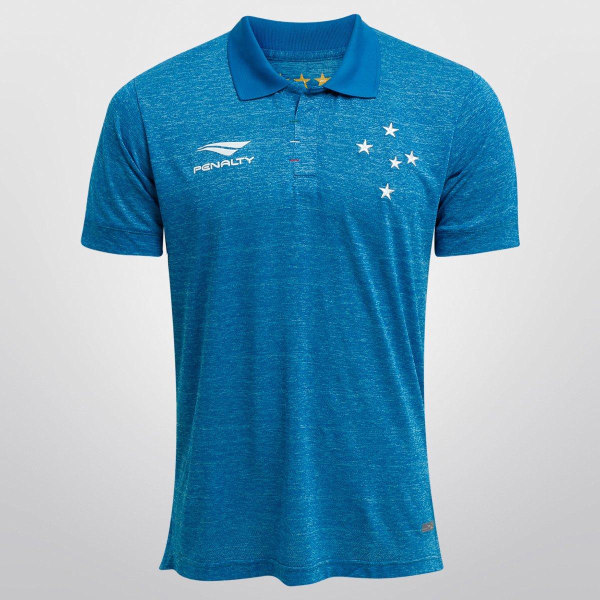 e418095616 Camisa Cruzeiro III 15 16 s nº Torcedor Penalty Masculina - Compre Agora