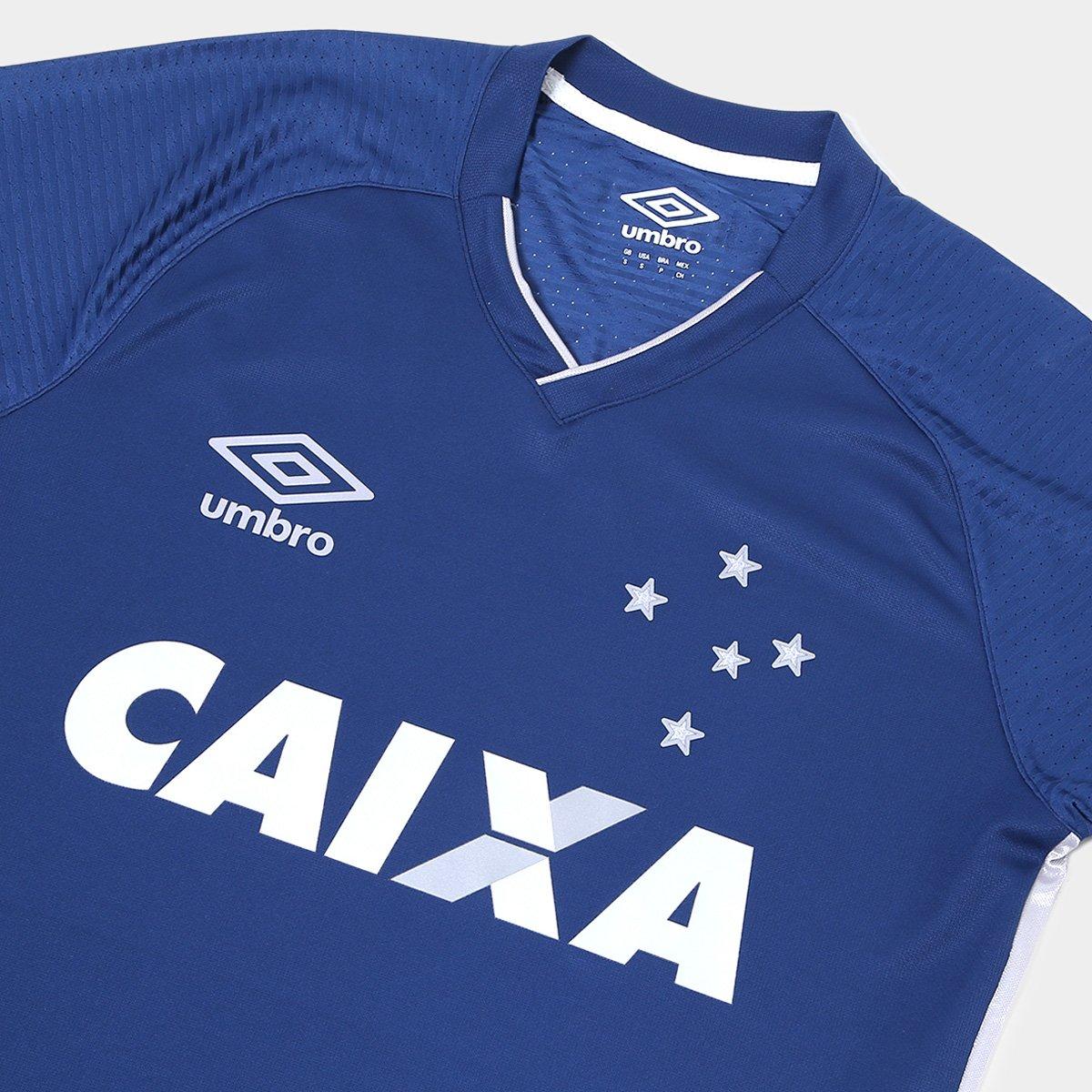 26c4bbbd23 ... Camisa Cruzeiro III 17 18 N° 18 Rafinha Torcedor Umbro Masculina ...
