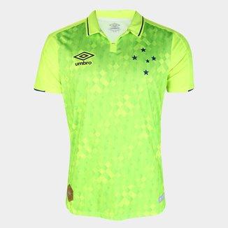 Camisa Cruzeiro III 19/20 s/nº Torcedor Umbro Masculina
