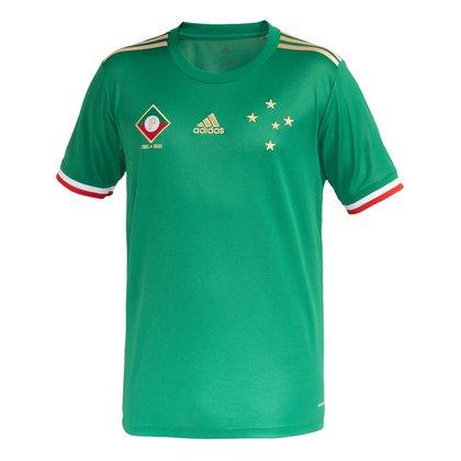 Camisa Cruzeiro III 21/22 s/n° Torcedor Adidas Masculina