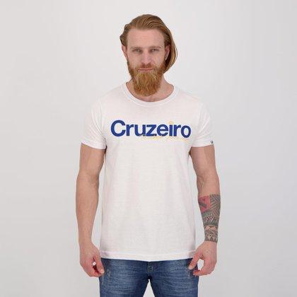 Camisa Cruzeiro Jamais Vencido Branca