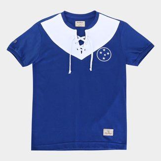 Camisa Cruzeiro Juvenil 1943 Retrô Mania
