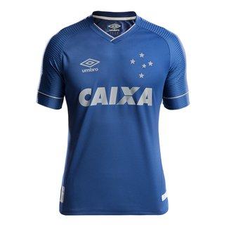 Camisa Cruzeiro Juvenil III 17/18 s/n° - Torcedor Umbro