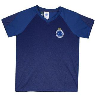 Camisa Cruzeiro Motion Infantil
