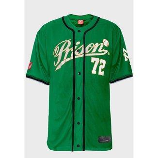 Camisa de Baseball Prison Yorks  72