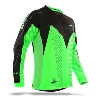 Camisa de Ciclismo UPF 15 - Manga Longa - Max Dry Fit - Ultra Bikes - Unissex