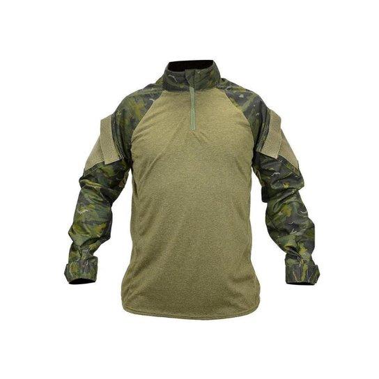 Camisa de Combate 711 CamuTrop (combat shirt)- - Camuflado