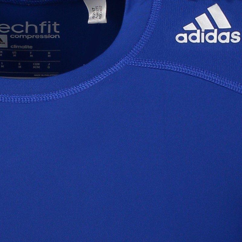 Camisa de Compressão Adidas Techfit Base - Compre Agora  1e4645e5188fa