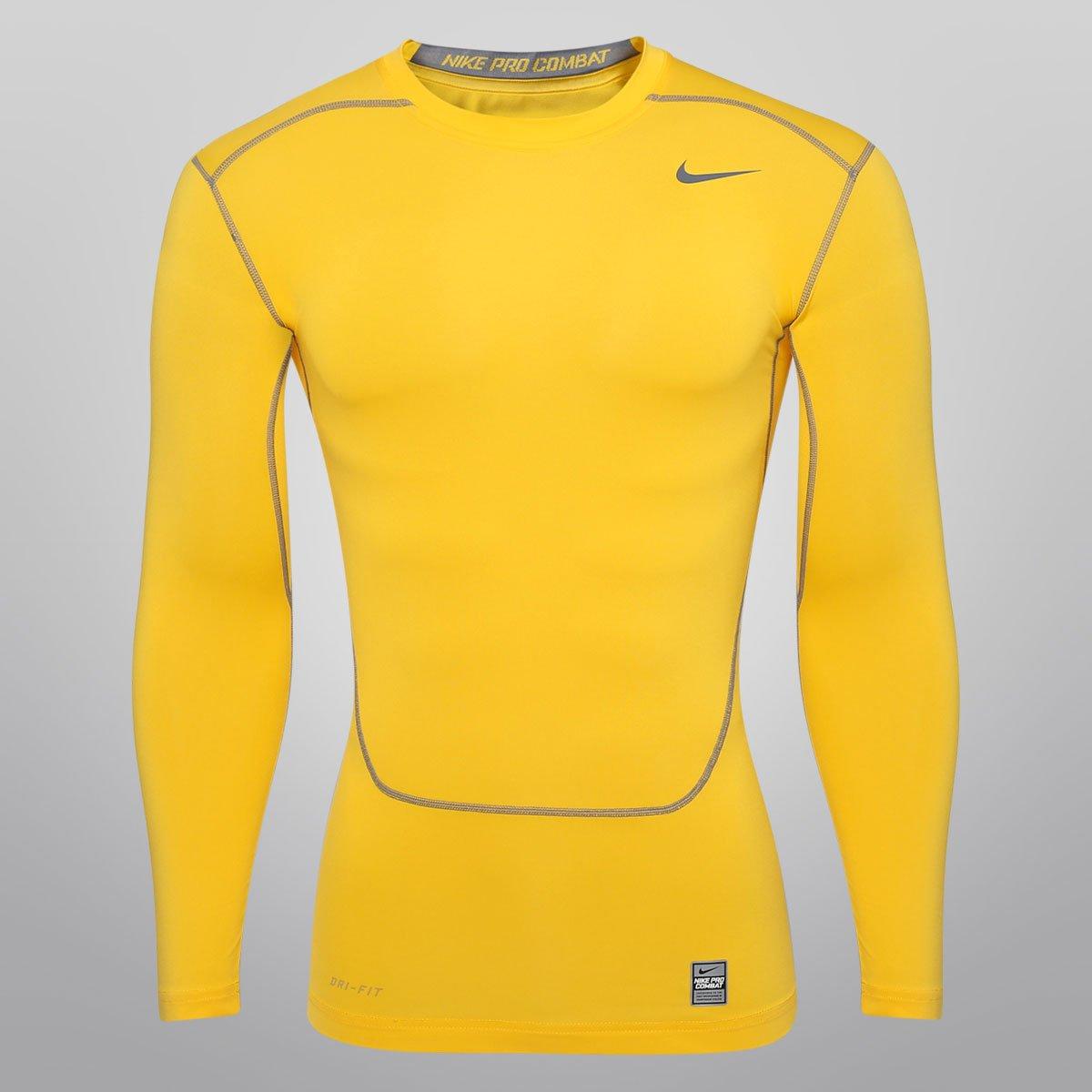 0f69302088 Camisa de Compressão Nike Core M L - Compre Agora
