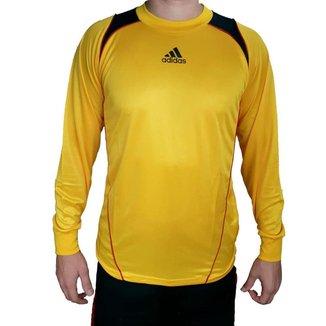 Camisa De Goleiro Adidas Manga Longa