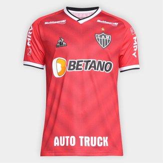 Camisa de Goleiro Atlético Mineiro II 21/22 s/n° Torcedor Le Coq Masculina