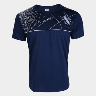 Camisa de Goleiro Black Spider Poker Masculina