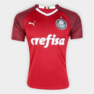 Camisa de Goleiro Palmeiras III 19/20 s/n° - Torcedor Puma Masculina