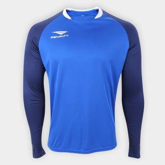 Camisa de Goleiro Penalty Delta Manga Longa Masculina