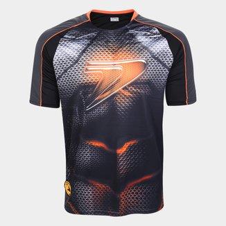 Camisa de Goleiro Poker Sublimax Iron Masculina