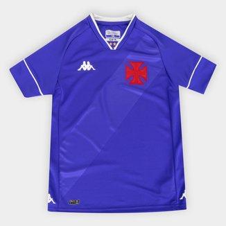 Camisa de Goleiro Vasco Juvenil II 20/21 s/n° Torcedor Kappa