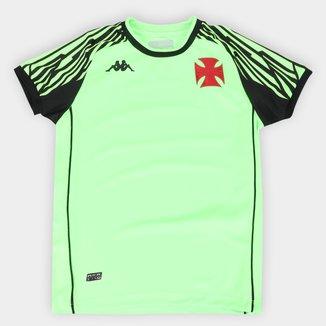 Camisa de Goleiro Vasco Juvenil II 21/22 s/nº Torcedor Kappa