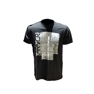 Camisa de manga curta de malha Solo Rachado 100% Algodão