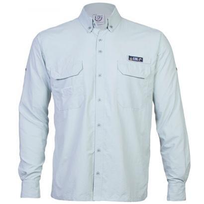 Camisa de Pesca Antares King Brasil Proteção UV50+ Masculino