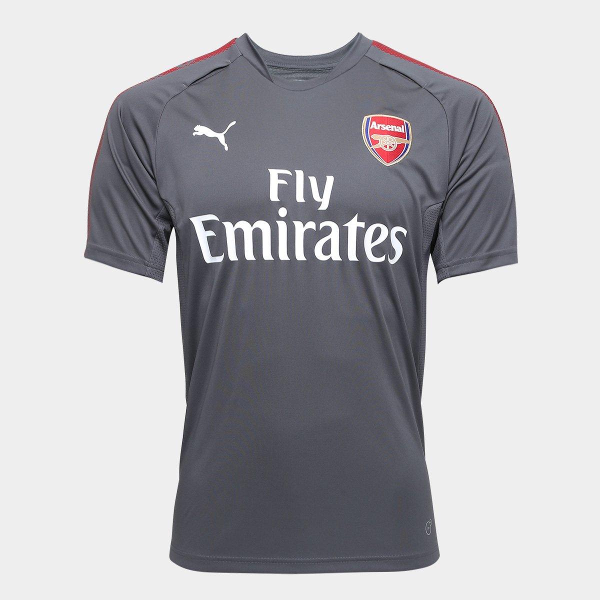 66686fd5a7efb Camisa de Treino Arsenal 17 18 s nº Puma Masculina - Compre Agora ...